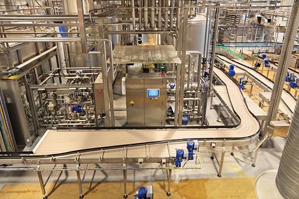Usos del ácido peracético en industrias alimentarias