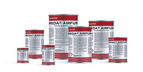 Bote producto MIDA AIRFUM.