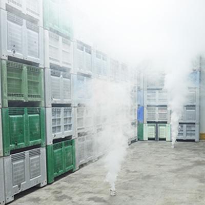 Cómo controlar la calidad microbiológica del aire y superficies con la desinfección en seco
