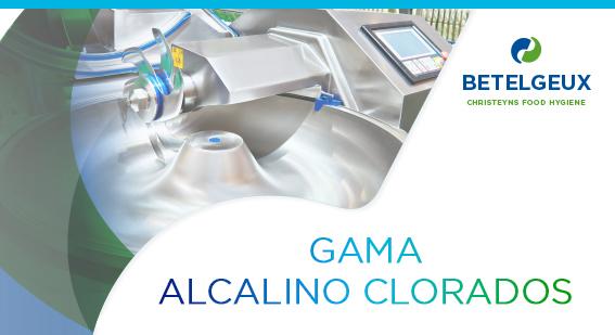 Catálogo Alcalino Clorados