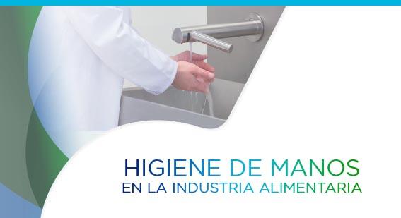 Higiene de manos en la industria alimentaria