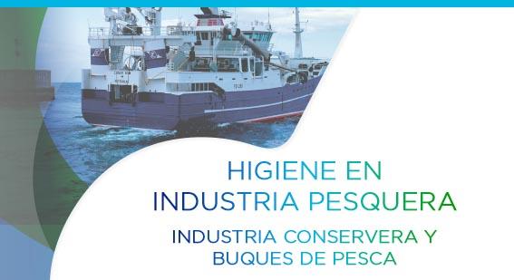 Higiene en la industria pesquera