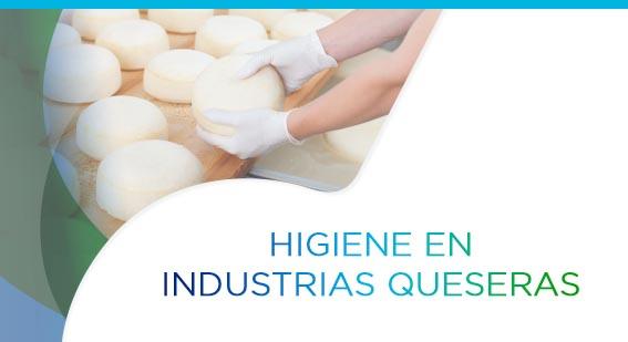 Higiene en industrias queseras