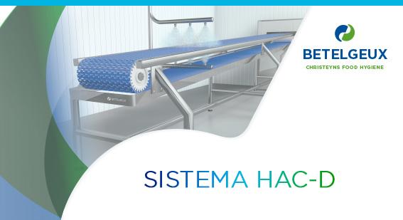 Catálogo Sistema HAC-D