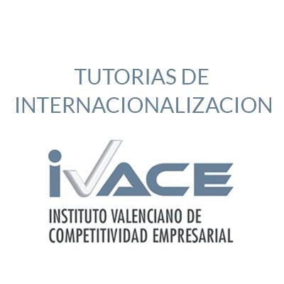 TUTORÍAS INTERNACIONALIZACIÓN IVACE