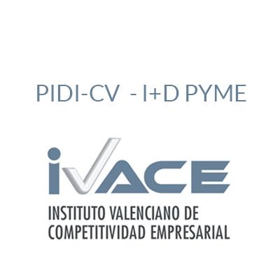 PIDI-CV. - I+D de PYME