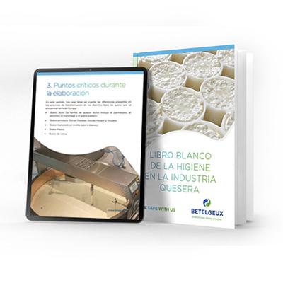 Libro Blanco sobre higiene en la industria quesera