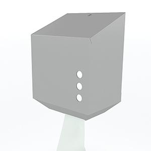 Dispensador de papel en rollo