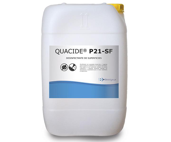 QUACIDE<em>®</em> P21-SF