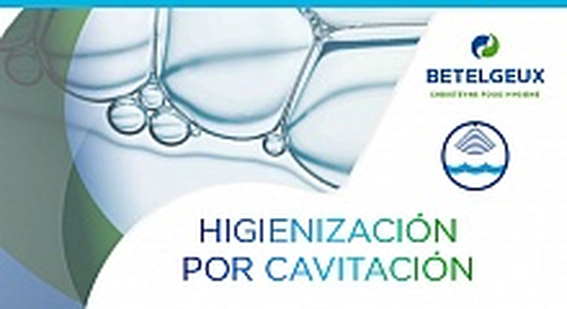 Higiene por Cavitación - HPC
