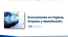 Innovaciones en higiene, limpieza y desinfección