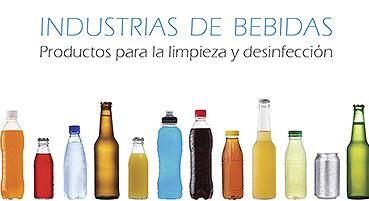 indústrias de bebidas