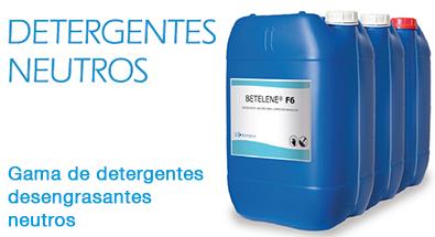 Catálogo Gama DETERGENTES NEUTROS