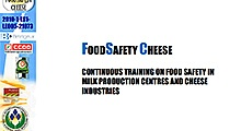 Proyecto FOOD SAFETY CHEESE