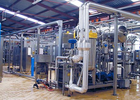 Limpeza e desinfeção de circuitos e sistemas IP