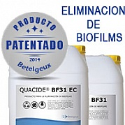 Betelgeux is awarded a patent for its biofilms removal products