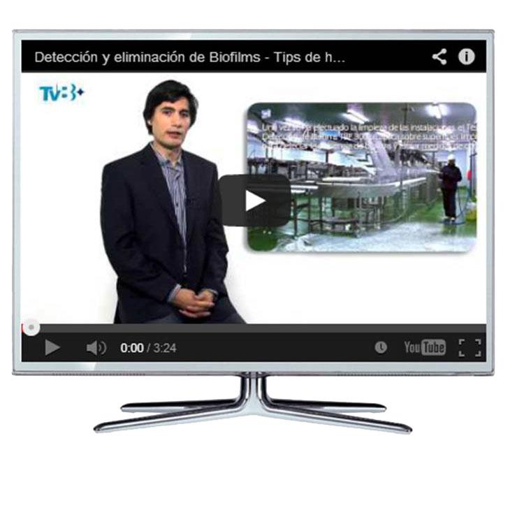 Tips de higiene: ¿Qué son y cómo controlar eficazmente los biofilms?