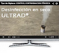 Nuevo vídeo en BetelgeuxTV sobre desinfección en seco a través de fumígenos