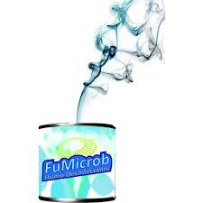 Desinfecta el interior de los camiones y contenedores con FuMicrob