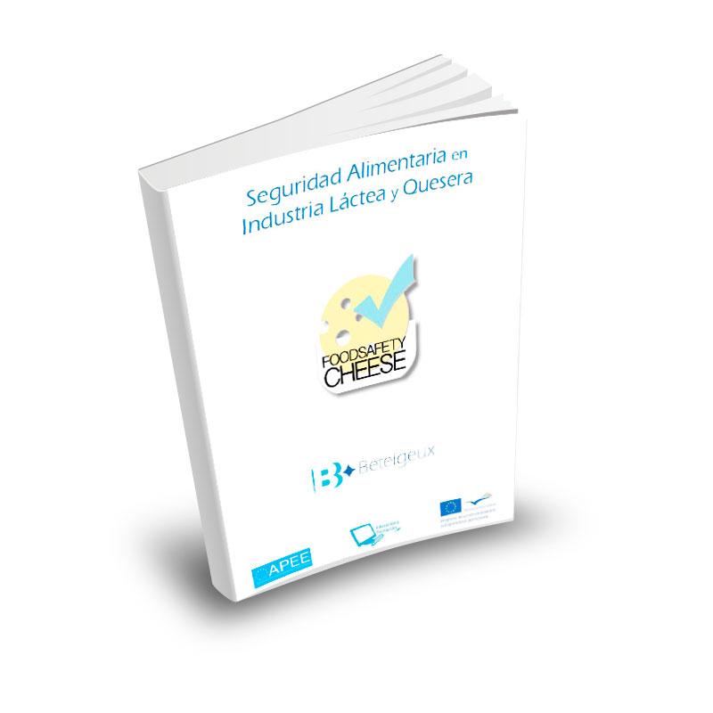 Libro Seguridad Alimentaria en Industria Láctea y Quesera