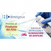 Betelgeux gets the Product of the Year Award for its system of detection and elimination of biofilms