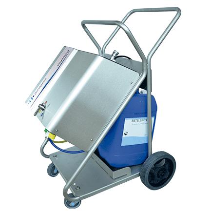 Nuevo equipo de higienización:  MSC MÓVIL ULTRA NEXT