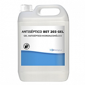 ANTISÉPTICO BET 203 GEL