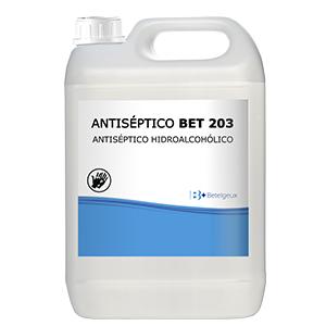 ANTISÉPTICO BET 203